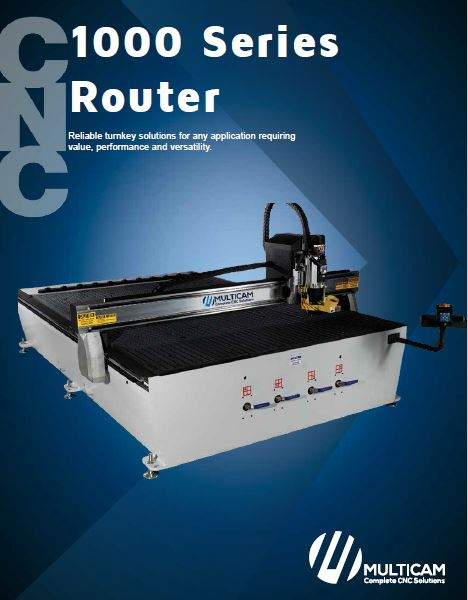1000 Series Router Brochure