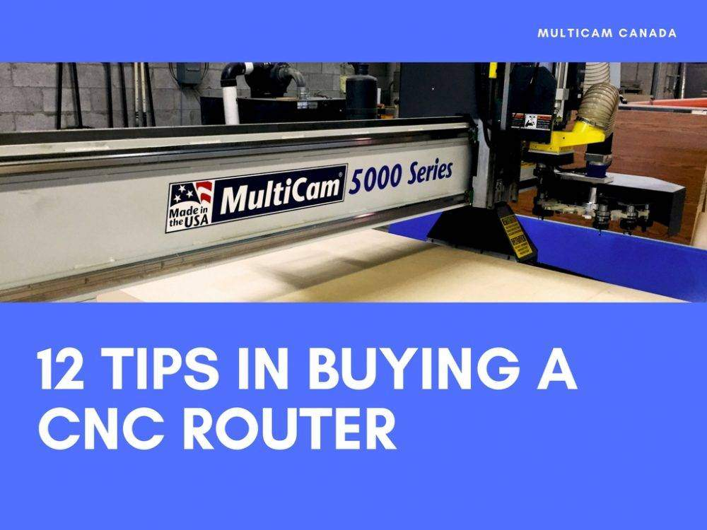 12 Tips in buying a CNC Router