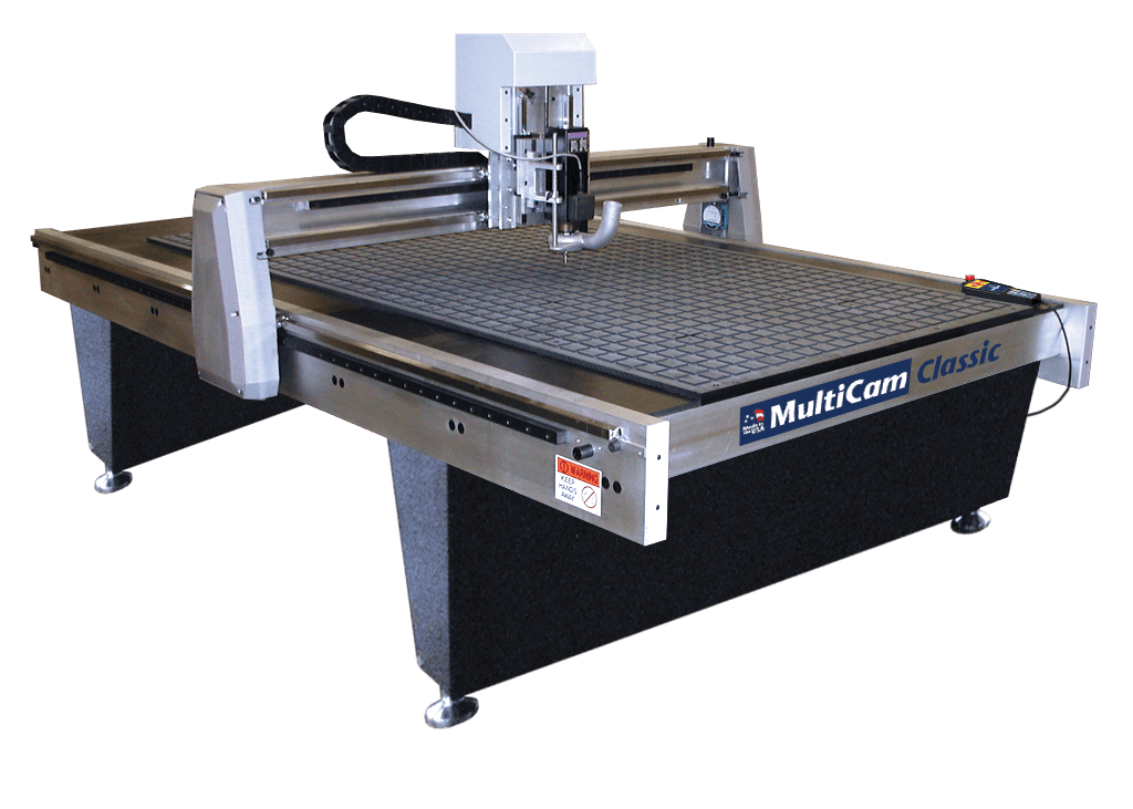 MultiCam Classic Series CNC Router
