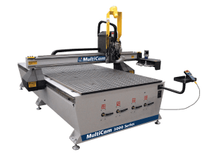 MultiCam 3000 Series CNC Router
