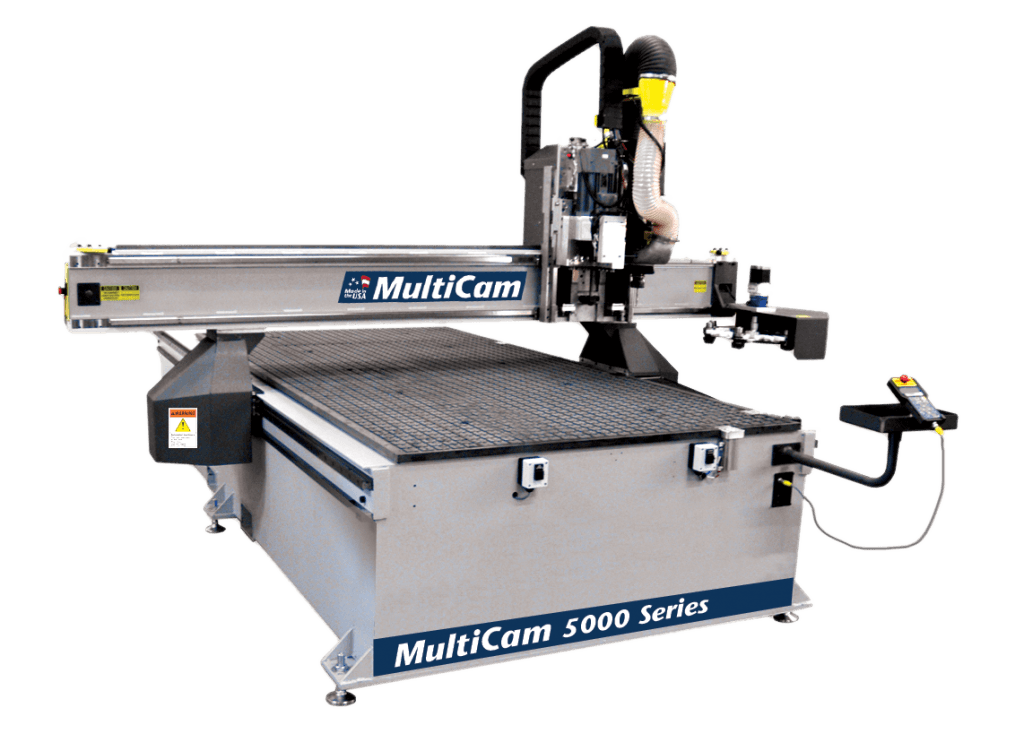 MultiCam 5000 Series CNC Router
