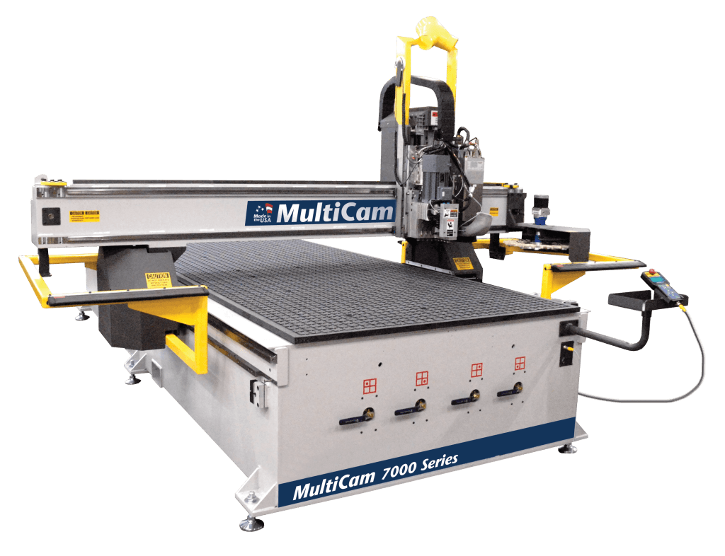MultiCam 7000 Series CNC Router