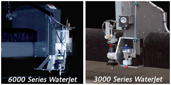 MultiCam 5-Axis WaterJet Machines