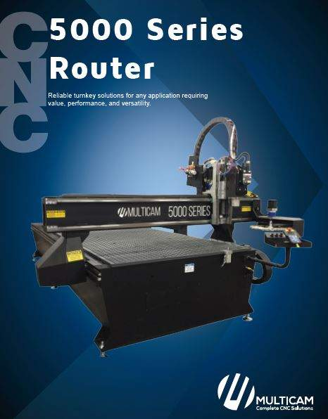 5000 Series Router Brochure