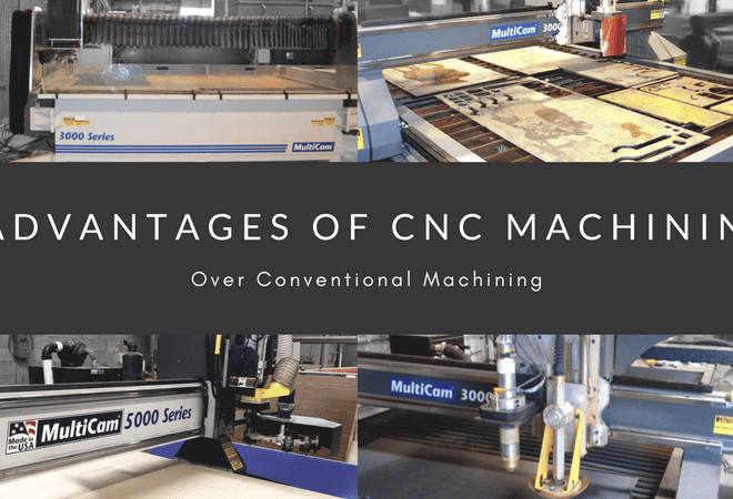 6 advantages of cnc machining