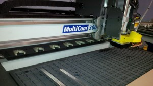 8-Position Linear Tool Changer