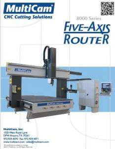 8000 Series Router 5-Axis Brochure