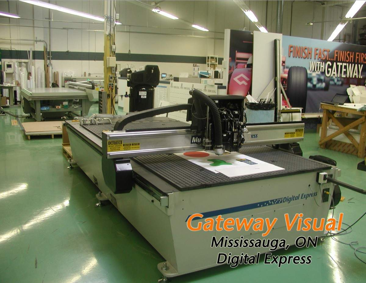 Customer installation at Gateway Visual Communication
