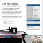Graph-X Cutter Brochure