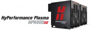 Hypertherm Plasma HyPerformance HPR800XD