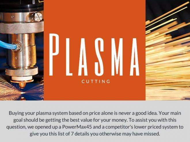 7 reasons why plasma cutting systems are worth the investment