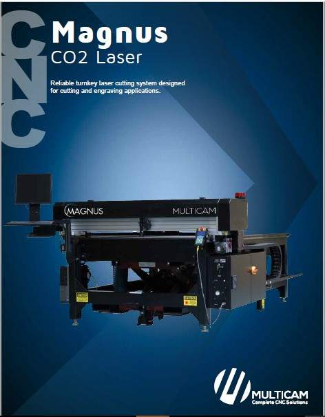 Download the Magnus CO2 Laser Brochure