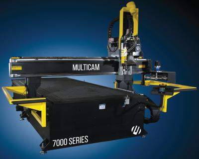 7000 Series CNC Router