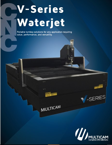 V-Series Waterjet brochure